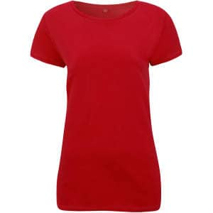 Womens Rounded Neck T-Shirt