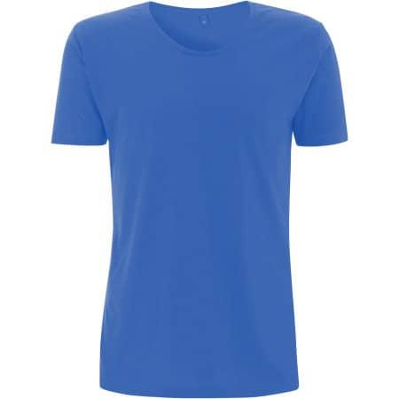 Unisex Scooped Neck T-Shirt von Continental Clothing (Artnum: N21