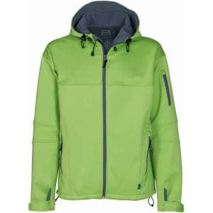 Match Ladies` Softshell Jacket