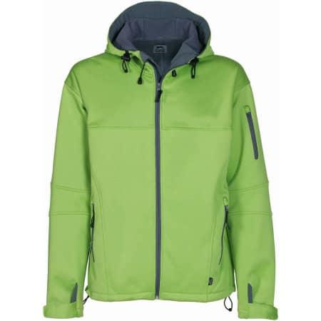 Match Ladies` Softshell Jacket von Slazenger (Artnum: N3307