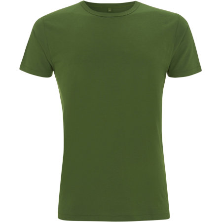Men's Bamboo Viscose Jersey T-Shirt in Leaf Green von Continental Clothing (Artnum: N45