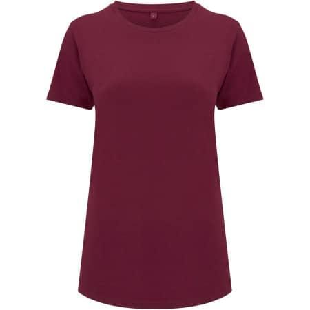 Women`s Ecovero T-Shirt von Continental Clothing (Artnum: N49