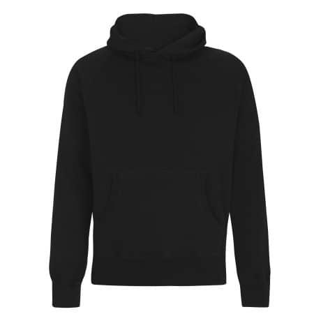 Pullover Hood in Black von Continental Clothing (Artnum: N51P