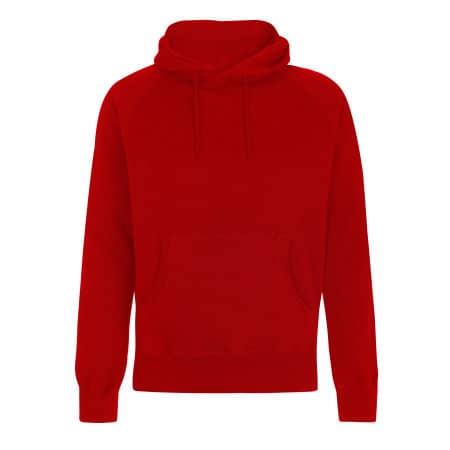 Pullover Hood in Red von Continental Clothing (Artnum: N51P