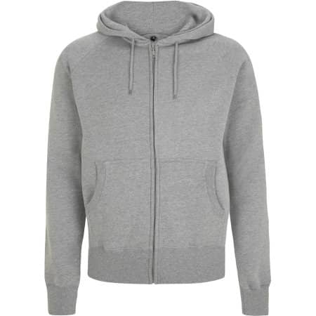 Unisex Zip Up Hood von Continental Clothing (Artnum: N51Z