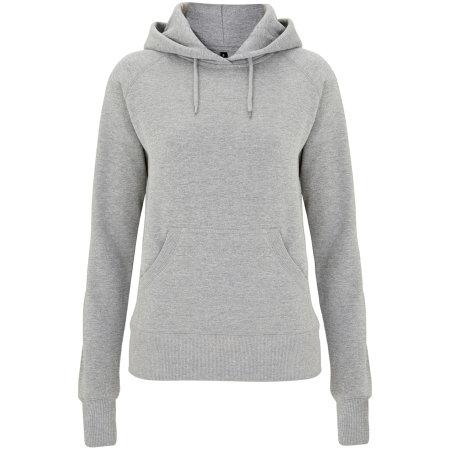 Women's Pullover Hooded Sweat von Continental Clothing (Artnum: N53P
