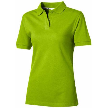 Forehand Ladies` Polo in Apple Green von Slazenger (Artnum: N560