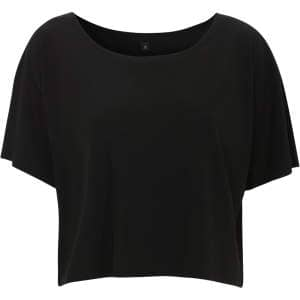 Women's Cropped Top T-Shirt
