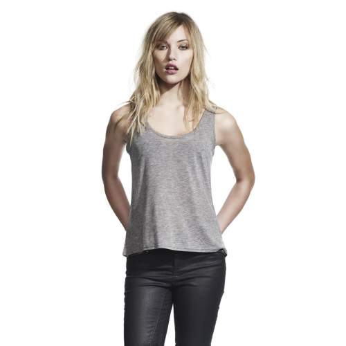 Continental Clothing - Women's curved Hem Jersey Vest