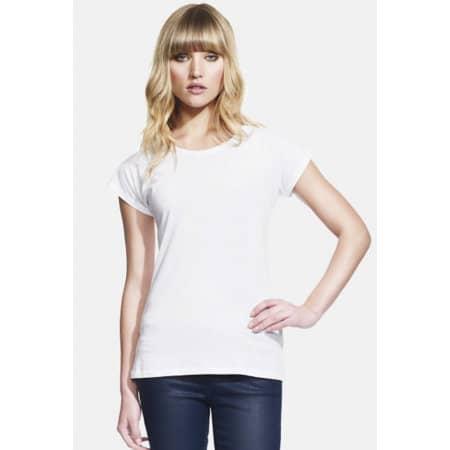 Womens Batwing Jersey T-Shirt von Continental Clothing (Artnum: N97