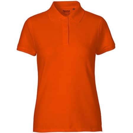Ladies` Classic Polo in Orange von Neutral (Artnum: NE22980