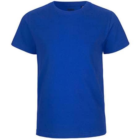 Kids` Short Sleeve T-Shirt in Royal von Neutral (Artnum: NE30001