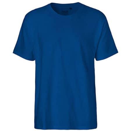 Men`s Classic T-Shirt in Royal von Neutral (Artnum: NE60001