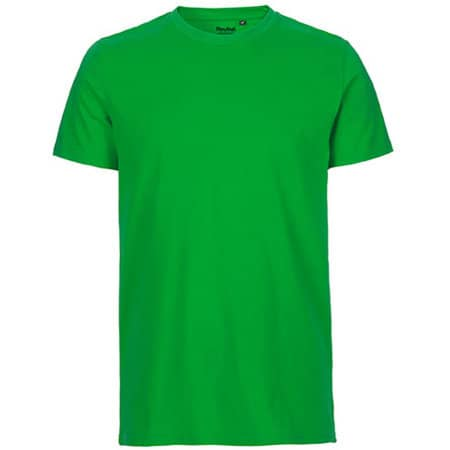 Men`s Fit T-Shirt in Green von Neutral (Artnum: NE61001