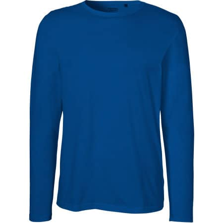 Men`s Long Sleeve T-Shirt von Neutral (Artnum: NE61050