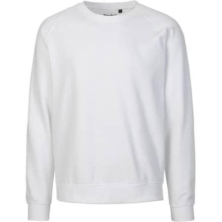 Unisex Sweatshirt Organic in White von Neutral (Artnum: NE63001