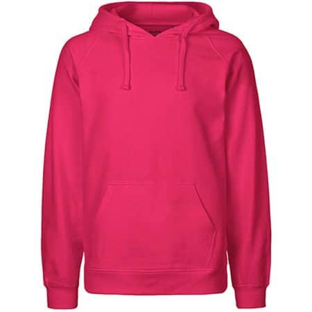 Men`s Hoodie in Pink von Neutral (Artnum: NE63101