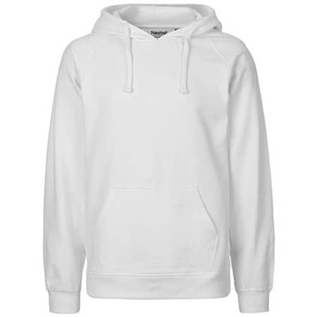 Men`s Hoodie in White von Neutral (Artnum: NE63101