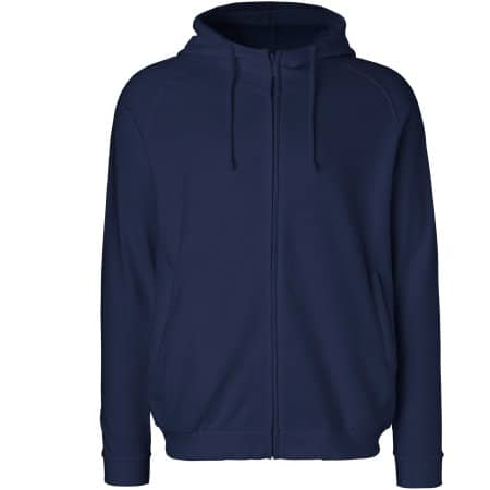 Unisex Hoodie with Hidden Zip von Neutral (Artnum: NE63401