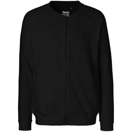 Unisex Jacket with Zip in Black von Neutral (Artnum: NE73501