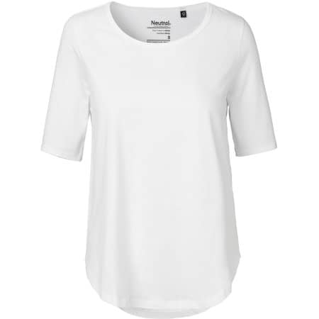 Ladies` Half Sleeve T-Shirt von Neutral (Artnum: NE81004