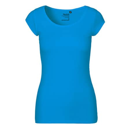 Ladies` Roundneck T-Shirt von Neutral (Artnum: NE81010