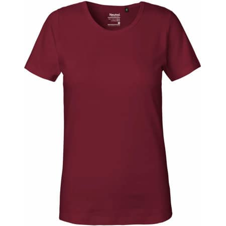 Ladies` Interlock T-Shirt von Neutral (Artnum: NE81029