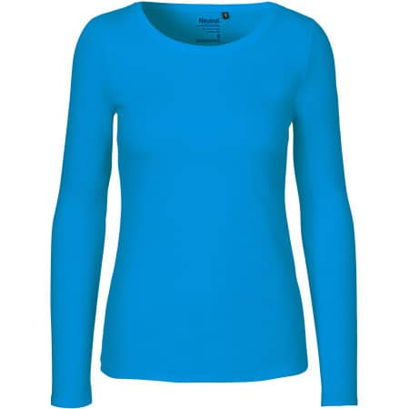 Ladies` Long Sleeve T-Shirt von Neutral (Artnum: NE81050