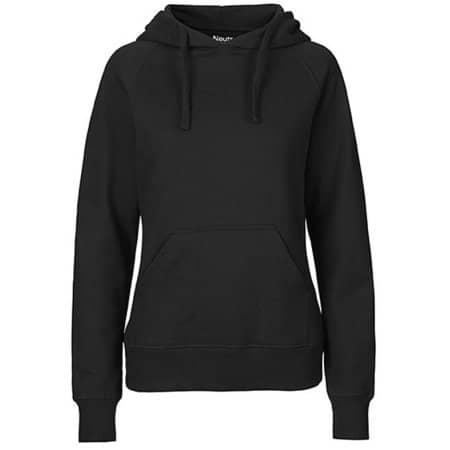 Ladies` Hoodie in Black von Neutral (Artnum: NE83101