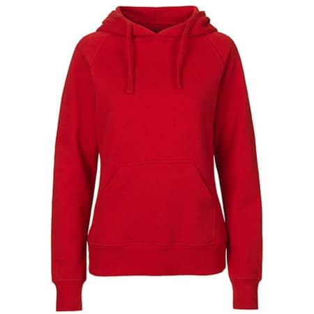 Ladies` Hoodie in Red von Neutral (Artnum: NE83101