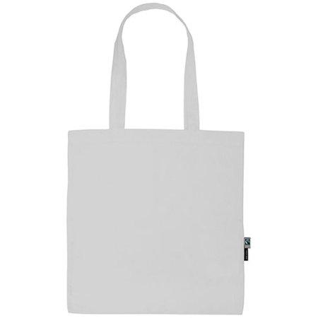 Shopping Bag with Long Handles in White von Neutral (Artnum: NE90014