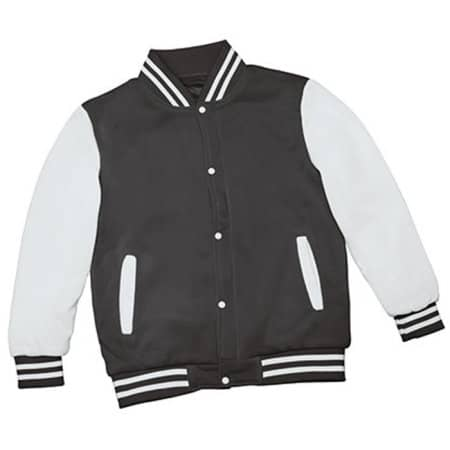 Campus Jacket in Black|White von Nath (Artnum: NH043