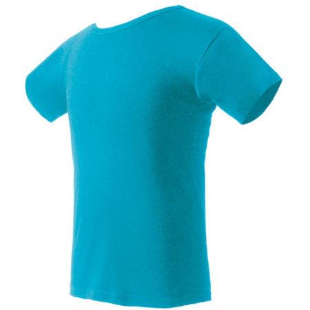 T-Shirt K1 in Turquoise von Nath (Artnum: NH140