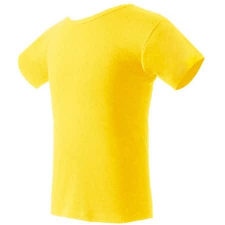T-Shirt K1 in Yellow von Nath (Artnum: NH140