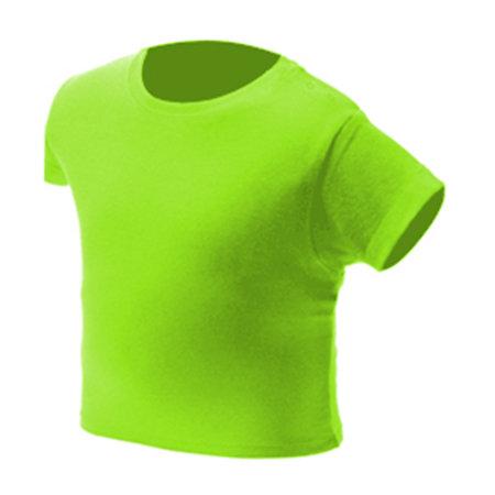Baby T-Shirt NH140B in Pistachio von Nath (Artnum: NH140B