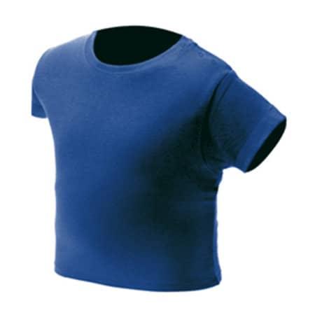 Baby T-Shirt NH140B in Royal von Nath (Artnum: NH140B