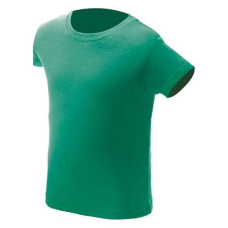 Kids` T-Shirt NH140K in Green von Nath (Artnum: NH140K