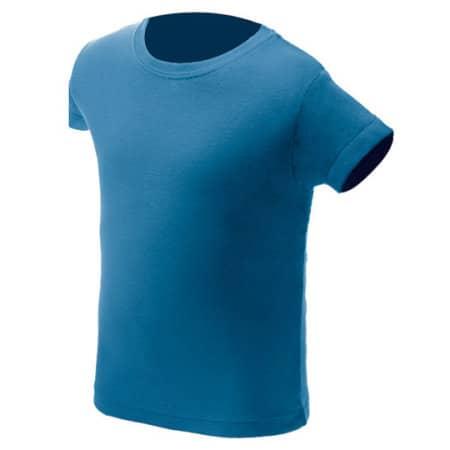Kids` T-Shirt NH140K in Indigo Blue von Nath (Artnum: NH140K
