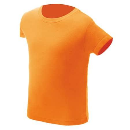Kids` T-Shirt NH140K in Orange von Nath (Artnum: NH140K