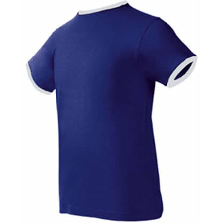 Boston T-Shirt in Navy|White von Nath (Artnum: NH351