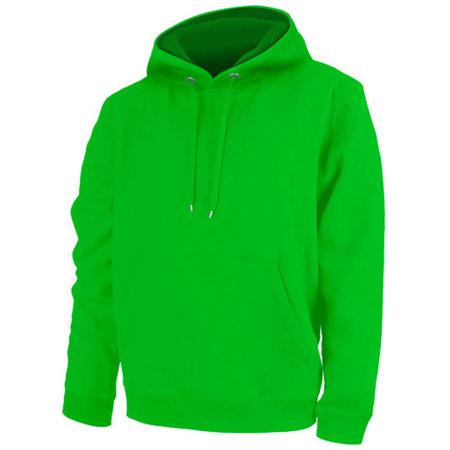 Kangool Hooded Sweat in Apple Green Fluor von Nath (Artnum: NH421