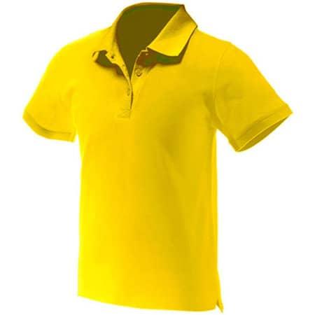 Piqué Polo K7 in Yellow von Nath (Artnum: NH503