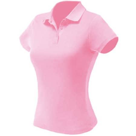 Woman Piqué Polo in Pink von Nath (Artnum: NH504