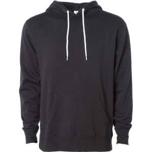 Unisex Lightweight Hooded Pullover