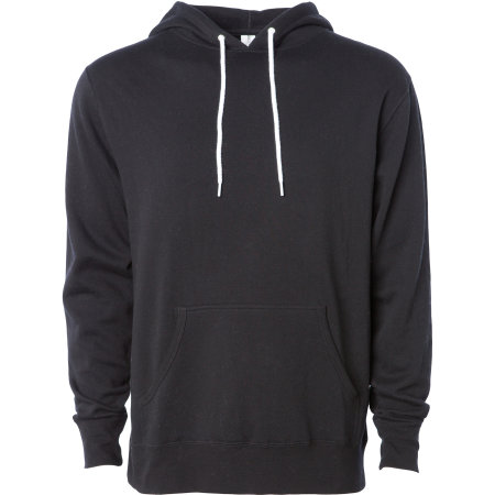 Unisex Lightweight Hooded Pullover von Independent (Artnum: NP306
