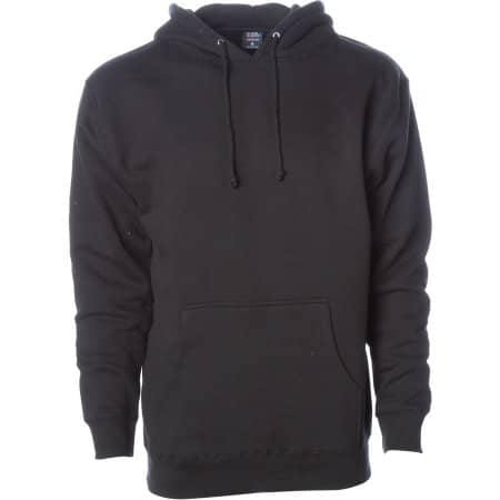 Men`s Heavyweight Hooded Pullover von Independent (Artnum: NP380