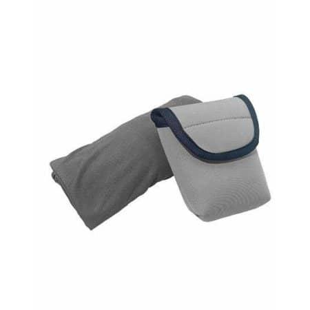 Sport-Handtuch im Beutel von Linotex (Artnum: NT2013