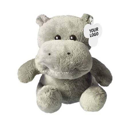 Plüsch-Nilpferd Hippo von Giving Europe (Artnum: NT8084