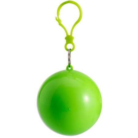 Notfall-Poncho Universum in Light Green von Giving Europe (Artnum: NT9137
