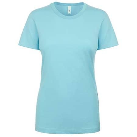 Ladies` Ideal T-Shirt von Next Level Apparel (Artnum: NX1510